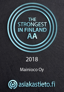 Strongest in finland AA